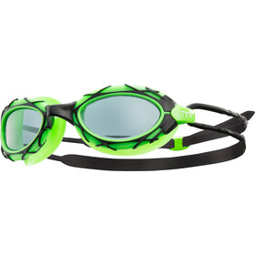 TYR Nest Pro Goggles black/green